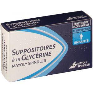 Mayoly Spindler Suppositoires à la Glycérine enfants