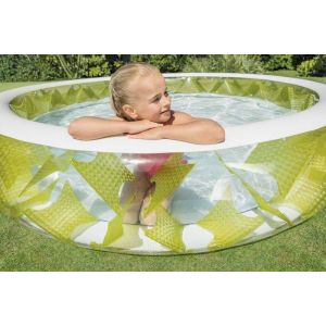 Intex Piscine gonflable ronde 2,29 x 0,56 m