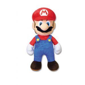 Nintendo Mario - Peluche Géante Mario 50 Cm - 64456-Eu