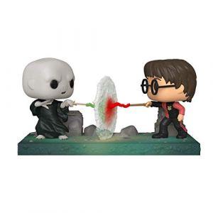 Funko Figurine Pop! Movie Moment Harry vs. Voldemort - Harry Potter