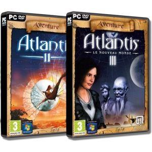 Pack Atlantis II + Atlantis III - Le Nouveau Monde [PC]