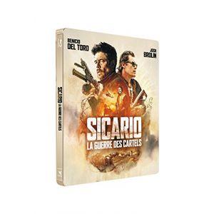 Sicario 2 : la guerre des cartels [Blu-Ray]