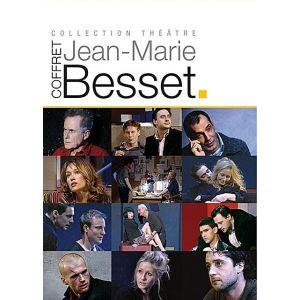 Coffret Jean-Marie Besset - Ce qui arrive et ce qu'on attend + Les Grecs + Rue de Babylone + Oncle Paul