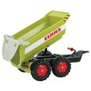 Rolly Toys Benne TP 2 essieux Claas
