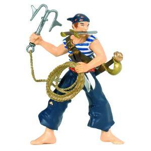 Papo Figurine Pirate au Grappin