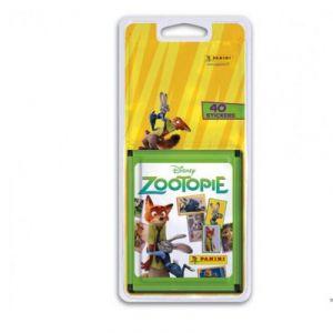 Panini 40 cartes à collectionner Zootopie