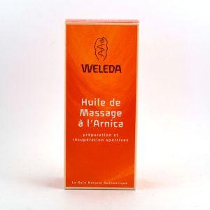 Weleda Huile pour massage à l'arnica