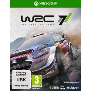 WRC 7 sur XBOX One
