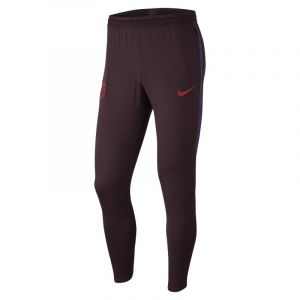 Nike Pantalon de football Dri-FIT FC Barcelona Strike pour Homme - Rouge - Taille XL - Male