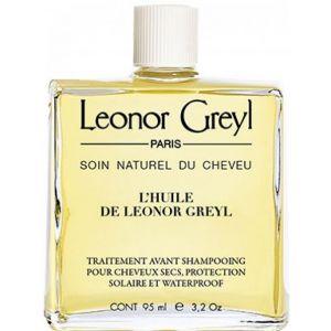 Leonor Greyl L'huile de Léonor - Traitement avant shampooing pour cheveux secs