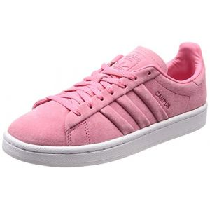 Adidas Campus Stitch and Turn, Sneakers Basses Femme, Rose