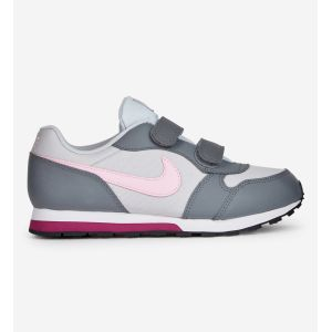 Nike Chaussure MD Runner 2 pour Jeune enfant - Argent - Taille 29.5