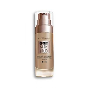 Maybelline Gemey Dream Satin Liquid Foundation 60 Caramel (30ml)