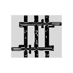Märklin 2204 - Rail droit 22,5 mm - Echelle 1:87 (H0)