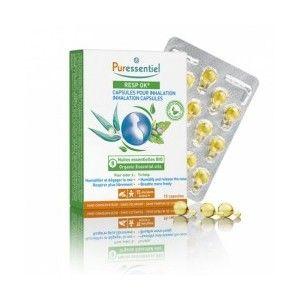 Puressentiel Resp Ok - Capsules pour inhalation