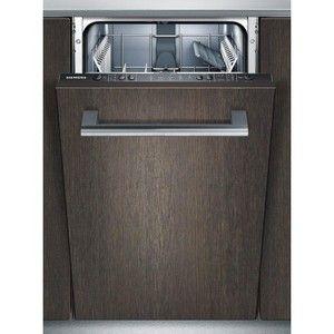Siemens SR614X01CE - Lave vaisselle intégrable 9 couverts