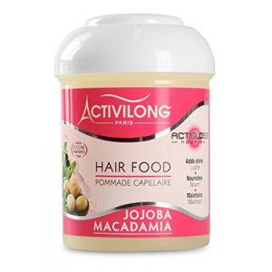 Activilong Pommade capillaire Jojoba Macadamia