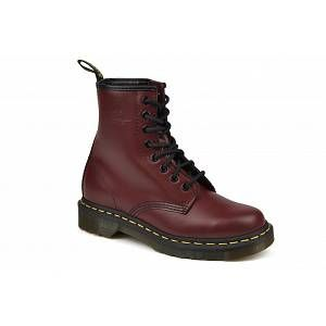 Dr. Martens 1460, Boots mixte adulte, Rouge (Cherry Red) 39 EU