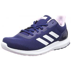 Adidas Cosmic 2, Chaussures de Fitness Femme, Bleu (Azuosc/Ftwbla/Aerorr 000), 40 2/3 EU