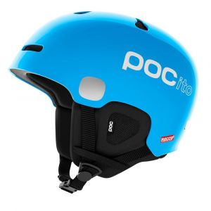 Poc Casques ito Auric Cut Spin - Fluorescent Blue - Taille XS-S