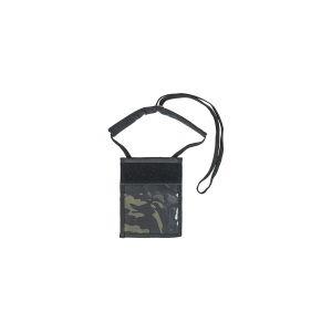 Trevi Pochette Tour de Cou Neck Wallet multicam black