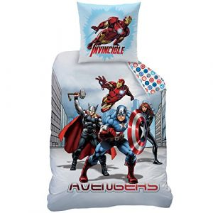 Parure Avengers city