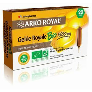 Arkopharma Gelée royale 1500 mg Bio
