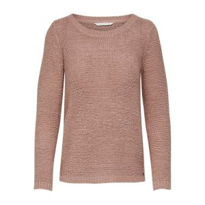 Only NOS Onlgeena XO L/s Pullover KNT Noos Pull, Misty Rose, 42 (Taille Fabricant: Large) Femme