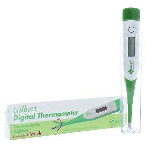 Gilbert Thermomètre digital flexible
