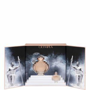 Paco Rabanne Olympéa - Coffret eau de parfum et miniature - Coffret 50 ml