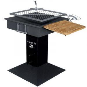 Kemper 1207 - Barbecue à charbon de bois