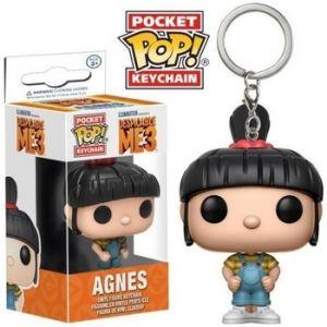 POP Porte-clé Funko Pocket ! Moi, Moche et Méchant 3 : Agnes - Porte-clé Funko Pocket ! Moi, Moche et Méchant 3 : Agnes. 4,5cm