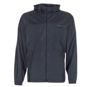 Columbia Homme Veste Coupe-Vent Imperméable, Flashback, Polyester, Noir, Taille: XL, KO3972