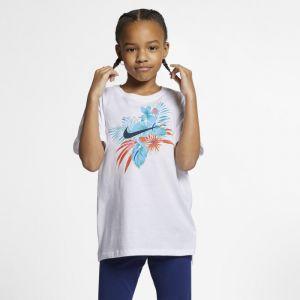 Nike Tee-shirt Sportswear pour Fille plus âgée - Blanc - Taille S - Female