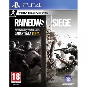 Rainbow Six : Siege sur PS4