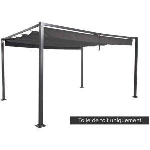 Hesperide Toile de toit pour la tonnelle Elliston (3 x 4 m)