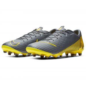 Nike Chaussure de football multi-terrainsà crampons Vapor 12 Academy MG - Gris - Taille 45 - Unisex
