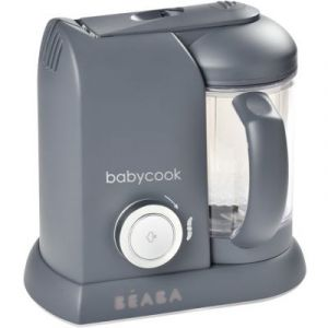 Beaba Babycook Solo Anthracite 912794 - Robot multifonction