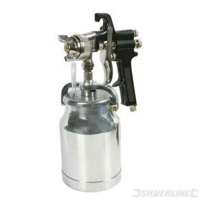 Silverline 763556 - Pistolet pulvérisateur haute pression