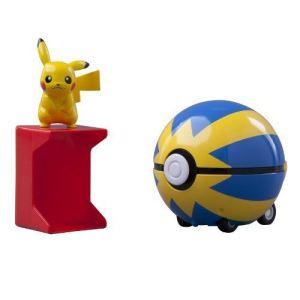 Tomy Coffret Pokemon Catch 'n' Return Poké Ball - Modèle aléatoire