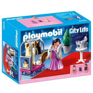 Playmobil 6150 City Life - Shooting de star