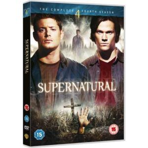Supernatural - L'intégrale Saison 4