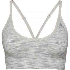 Odlo Padded Seamless Soft 2.0 Brassière de sport Femme, light grey melange S Brassières & Soutiens-gorge