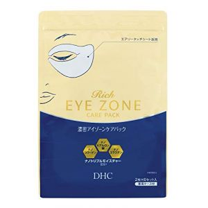DHC Rich Eye Zone Care Pack - Patch Yeux Lissants - Contour Total