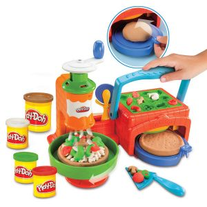 Hasbro Play-Doh - La pizzeria nouvelle version