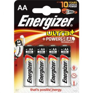 Energizer Max E91 - Batterie Type AA Alcaline