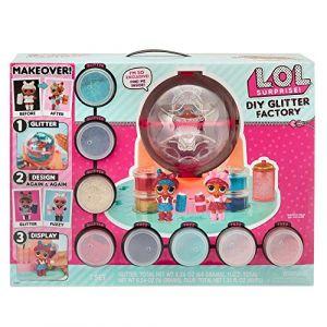 La Grande Récré L.O.L surprise diy glitter factory