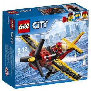 Lego 60144 - City : L'avion de course