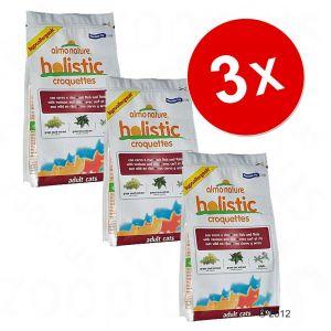 Image de Almo Nature Chat Sterilised Boeuf et riz 2 kg