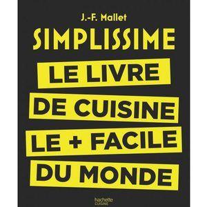 Hachette Livre de cuisine le + facile du Monde